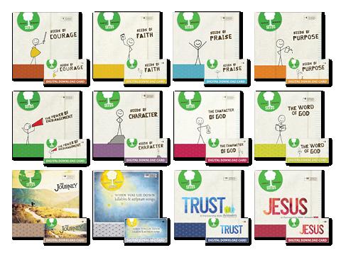 All of 'Em Seeds Twelve Pack